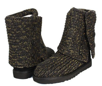 Details about UGG Women's Boots Cardy Tall Brown Metallic Gold Size 7 #uggbootsoutfitblackgirl Black and Gold Metallic CARDY Ugg Boots #uggbootsoutfitblackgirl