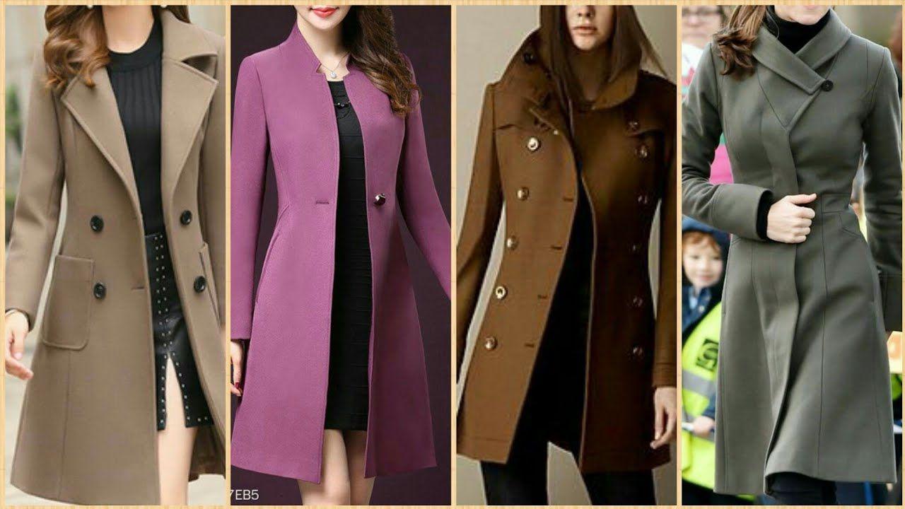 Gorgeous And Beautiful Ladies Coat Designs   Ladies coat design, Coats for women, Coat design