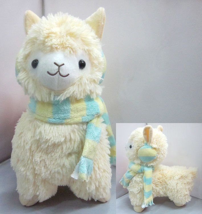 Alpaca Plush Doll ALPL0782