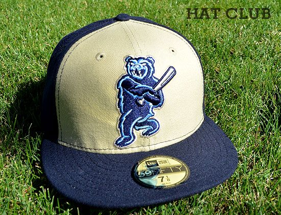 Clink Room Custom Mobile Baybears 59Fifty Fitted Cap By NEW ERA X MiLB HAT CLUB