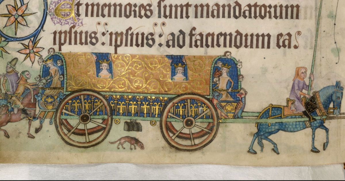 Medieval Covered Wagon | wagons.jpg