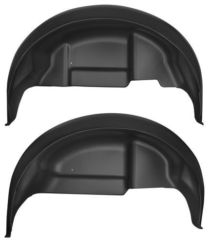 Add To Cart For Price Husky Liners Black Rear Wheel Well Guards For 2017 2018 Ford Raptor 79141 Husky Liners Ford Raptor Ford F150