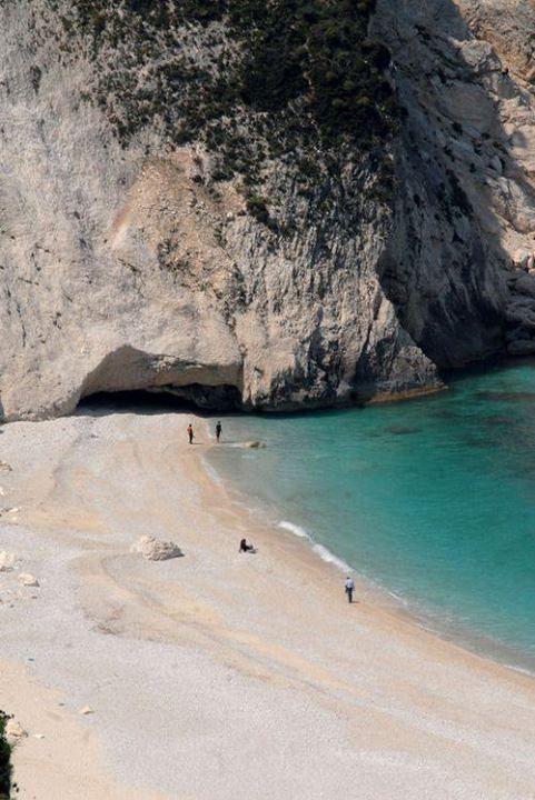 Kefalonia island, Greece..... I long to feel the sand beneath my feet and salt water on my sun kissed skin...