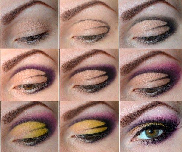 Make-up für grüne Augen - Mode und Kleidung | Makeup for