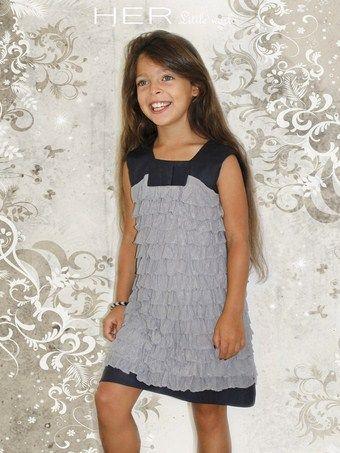 Robe Mistinguette - patron gratuit du 2 au 10 ans | couture enfant ...