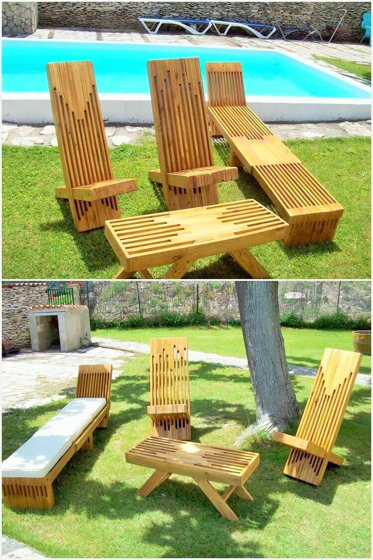 DIY-Wooden Made Furniture For Your Homes | Backyard ...