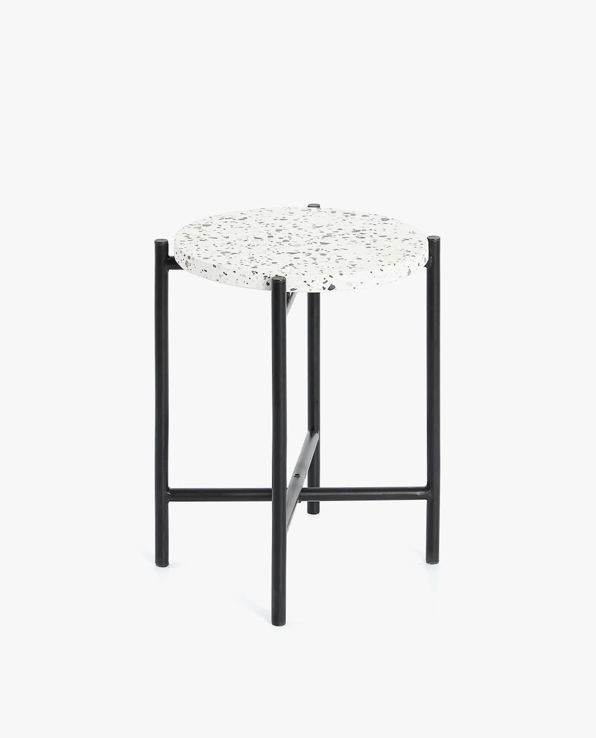 Couchtisch Zara Home Terrazzo Table With Metal Legs End Tables Terrazzo Table