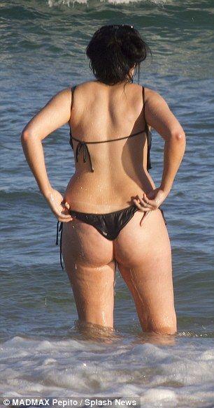 Maria canals barrera breast naked