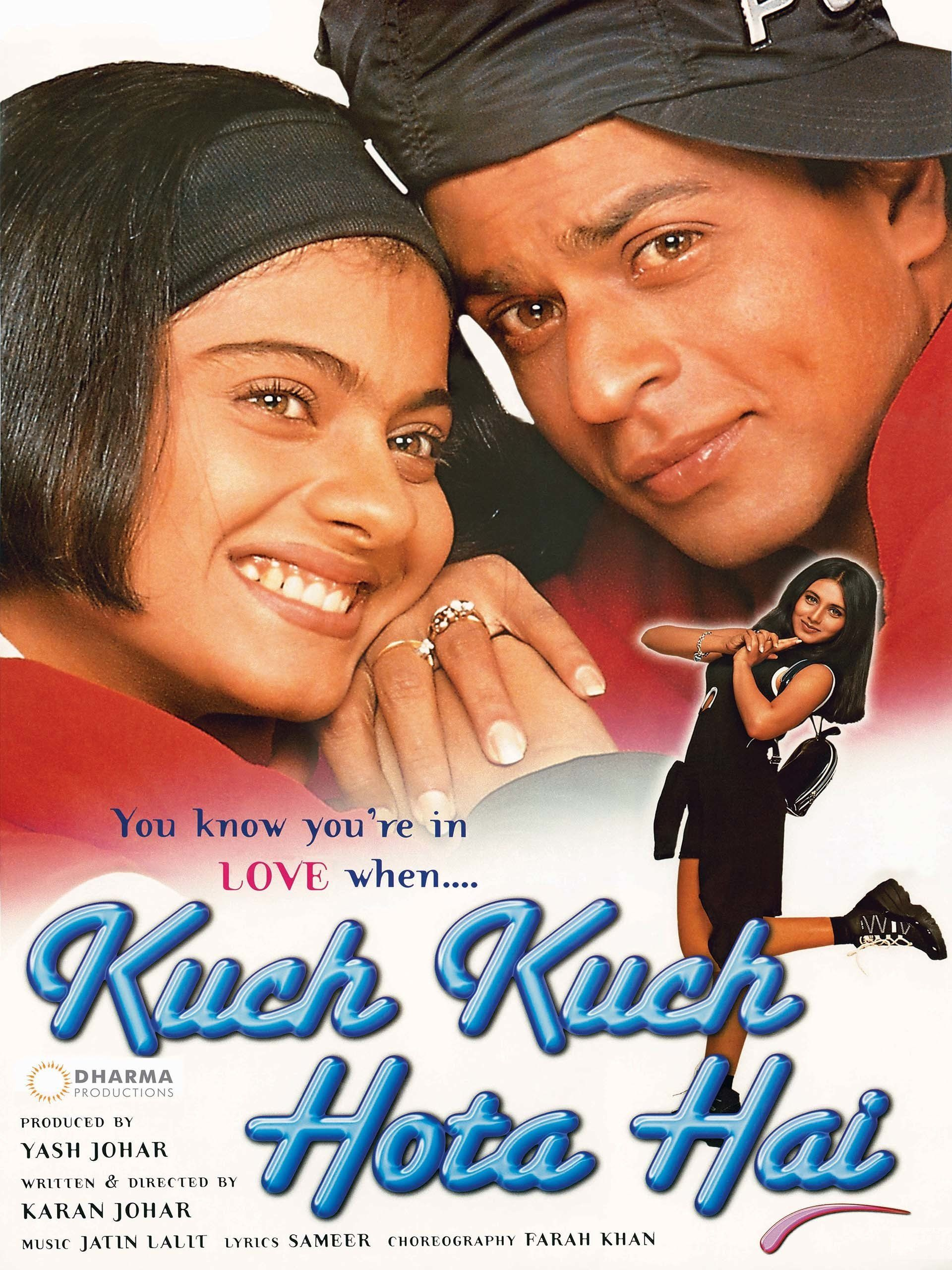Pin By Dhushee On Full Movies Kuch Kuch Hota Hai Best Bollywood Movies Movies