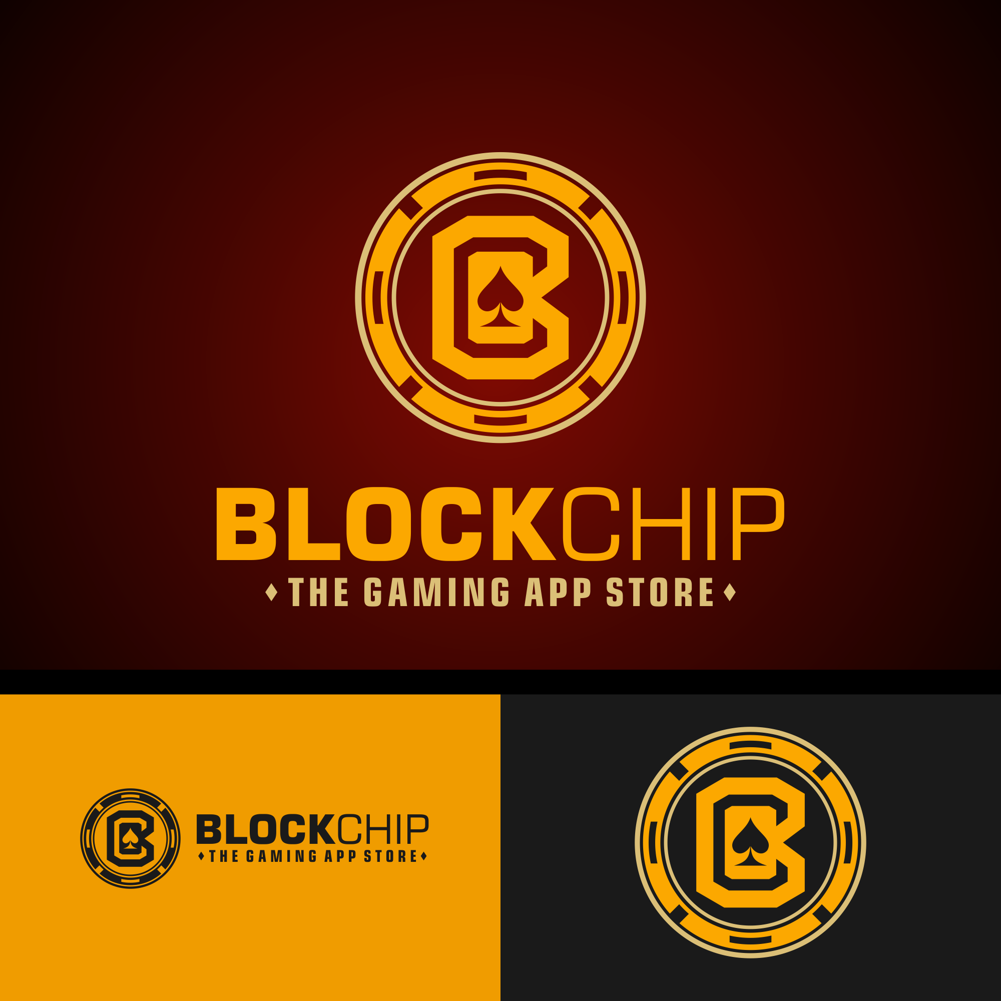 Logo Design 207 Blockchip