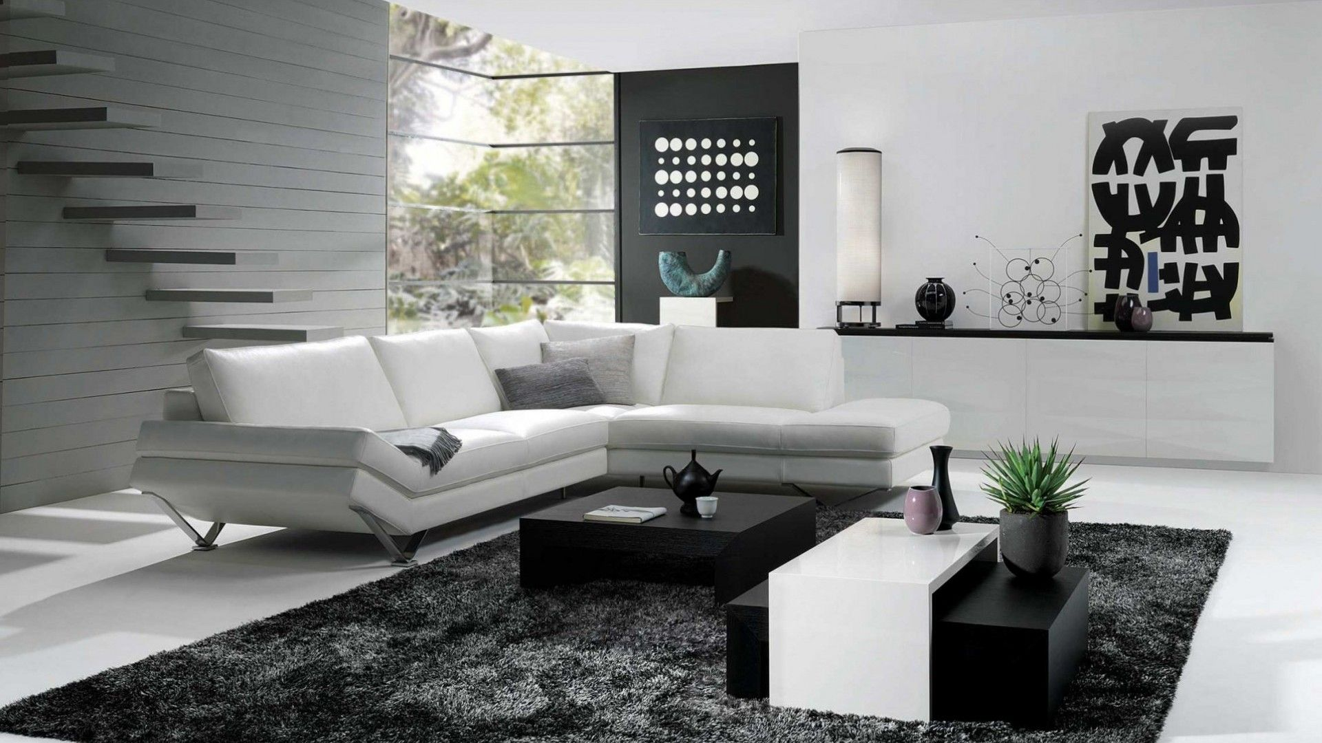 Great Living Room Sectional, White Sofas, Living Room Interior, Modern Sofa, Wall  Units, Room Dividers, Coffee Tables Amazing Design
