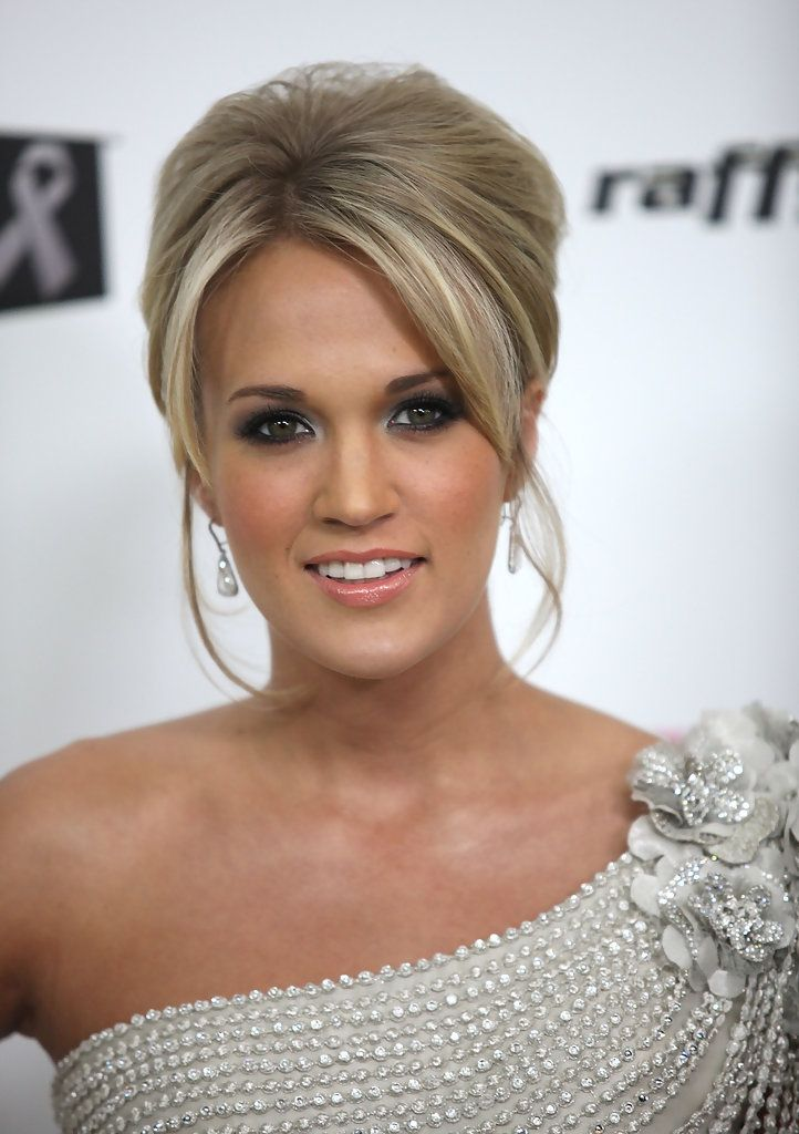 Carrie Underwood Pompadour