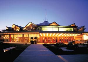 The Stratford Festival is a local landmark in Stratford, Ontario. Located a stones-throw from the shores of the Avon River, this theatre company has been wowing patrons young and old for over 60 years. Their thrust stage makes the experience especially intimate and enjoyable - any and every theatre-goer needs to experience the Stratford Festival at least once!