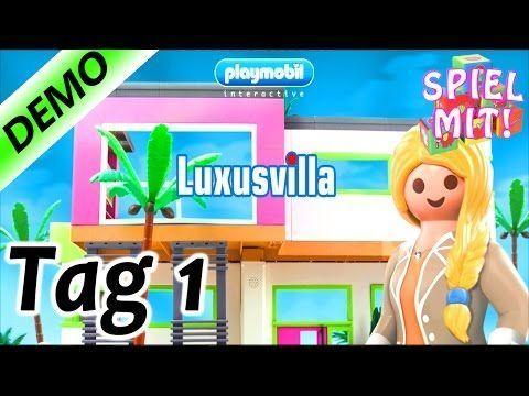 MINECRAFT Playmobil Luxusvilla bauen #8 Deutsch ...