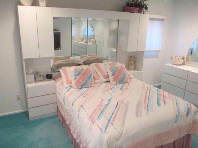 Miami Vice 80s Dream Home Pastel