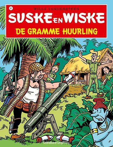 Suske en Wiske. » 82 – De gramme huurling