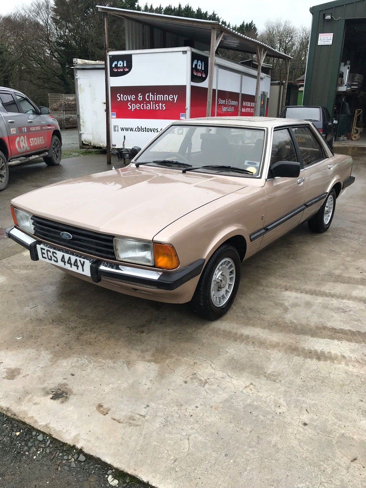 Ford Cortina 2 0 Ghia Auto Ebay Ford British Cars Ford Anglia