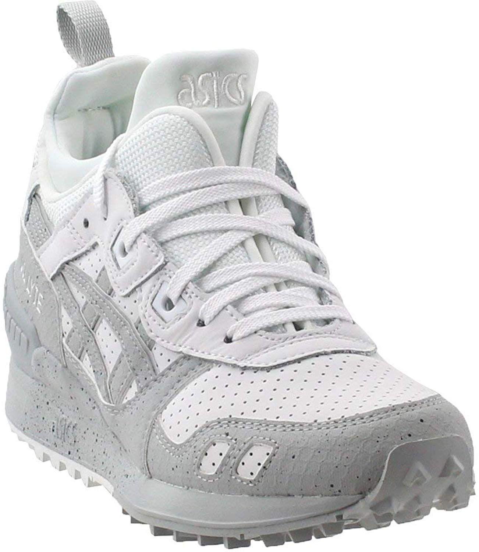 best sneakers f2bf9 b4d2d Amazon.com | ASICS Tiger Men's Gel-Lyte MT White/Mid Grey 11 ...