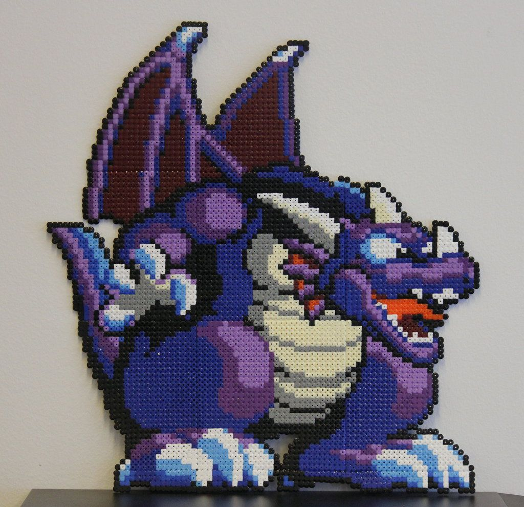 Tyrant Dragon Wonder Boy In Monster World Hama Beads By T