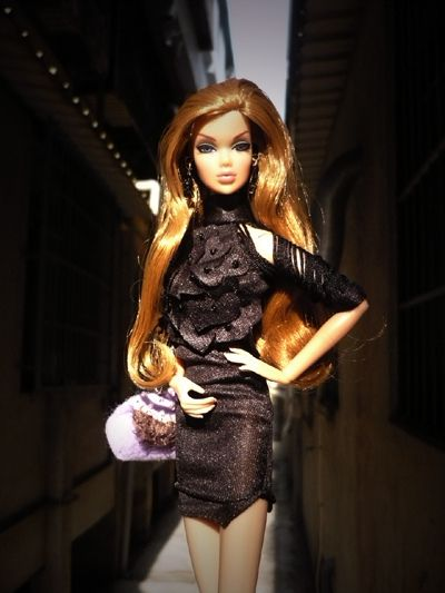 Barbie meet the posh
