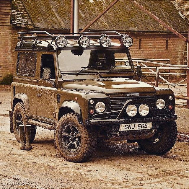 90 Mud Land Rover Defender Expedition Land Rover Defender Land