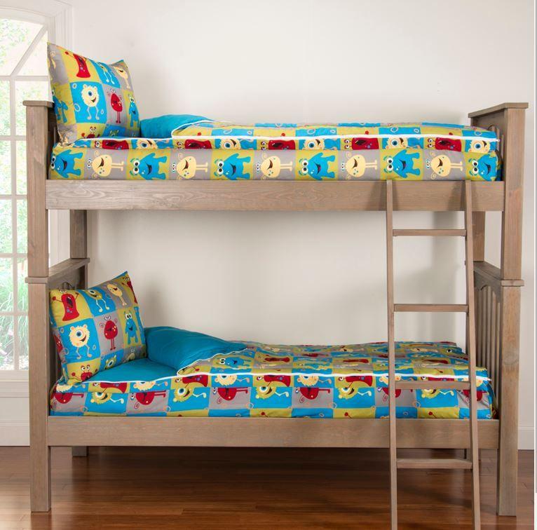 Zip It Bedding Bunk Beds For Kids Room Bed Bunk Beds Kids Bunk