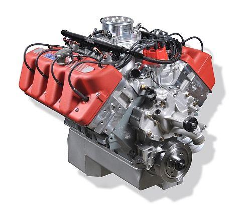 Jon Kaase Racing Engines - Jon Kaase Custom Built Boss Nine Engines