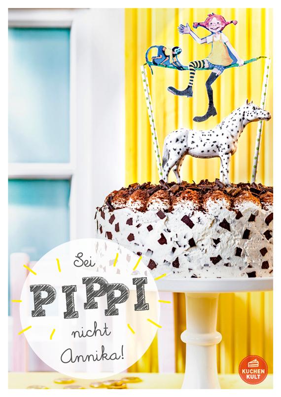 Hej Pippi Langstrumpf Ein Kindergeburtstag Ausser Rand Und Band Kindergeburtstag Pippi Langstrumpf Geburtstagskuchen Kinder