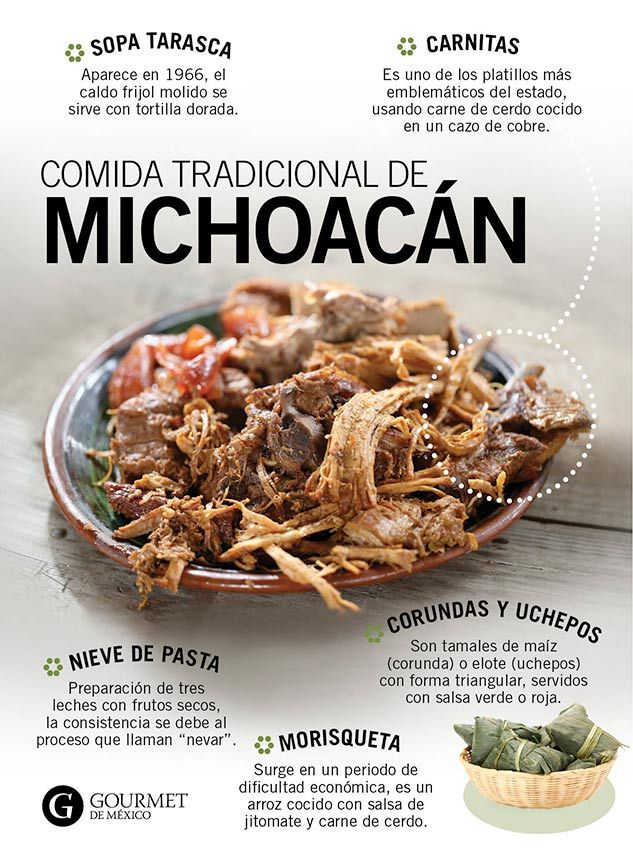 La Comida Michoacana Es Patrimonio Intangible De La Humanidad