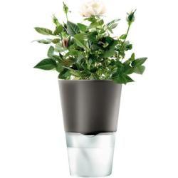 Photo of Blumentopf mit Wasserreservoir – klein – Eva Solo – Anthrazit Eva Solo