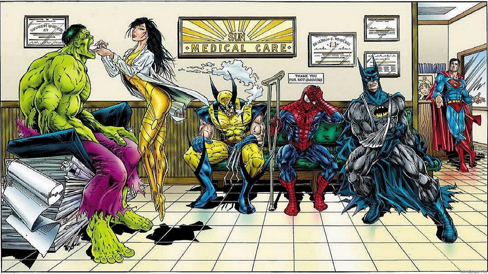 Comics HD Wallpapers Backgrounds Wallpaper 1920×1080