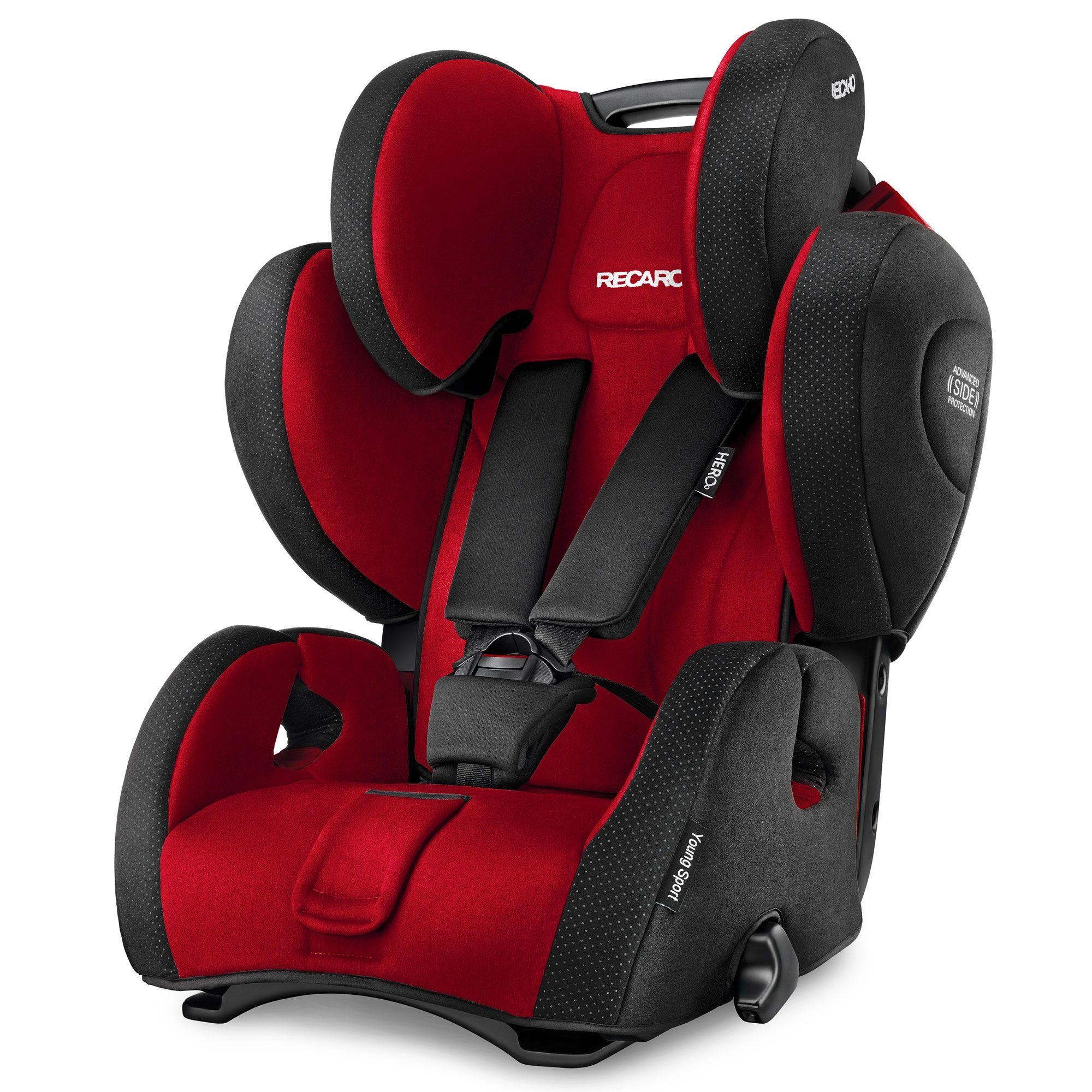 Recaro Young Sport Hero Group 123 Car Seat