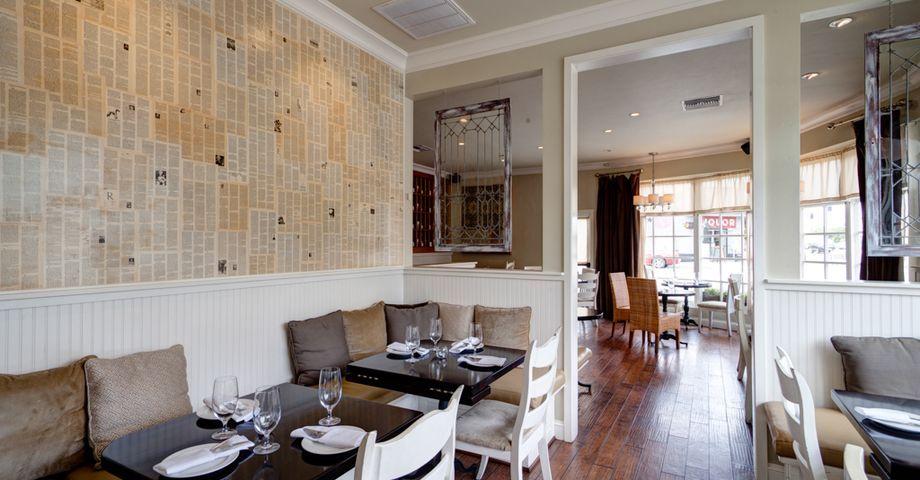 The Red Door Restaurant U0026 Wine Bar In San Diego, California.