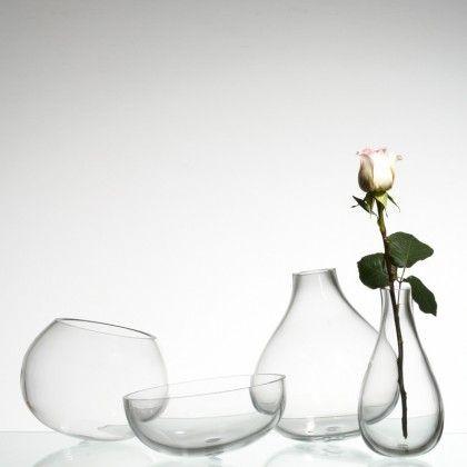 Tanz der Gläser (Hersteller: Raumgestalt) Material: Glas