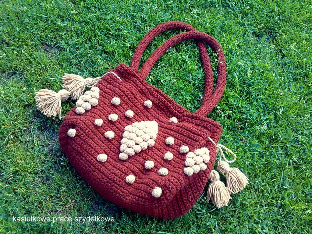 bag for my mother (my crochet)