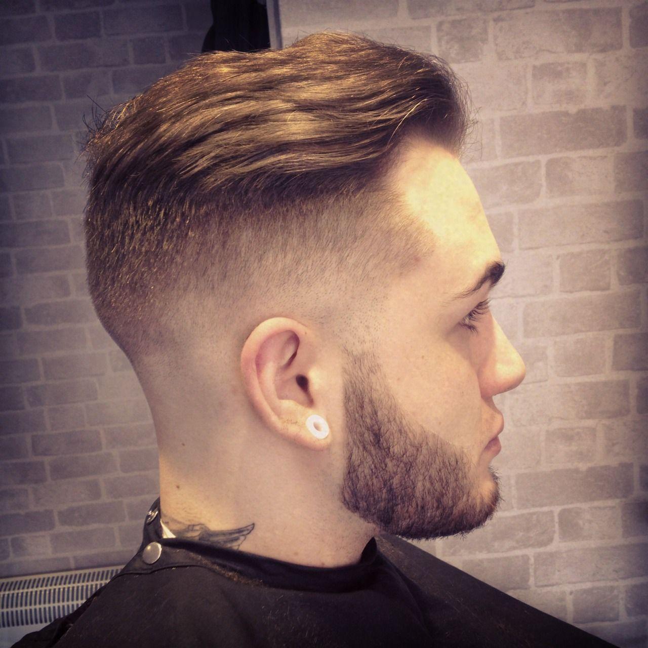 Comb Over Fade Askcom Image Search Haircuts Pinterest - High taper fade haircut