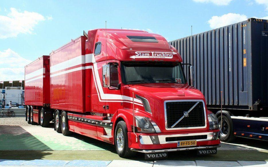 VOLVO //// Vrachtwagens