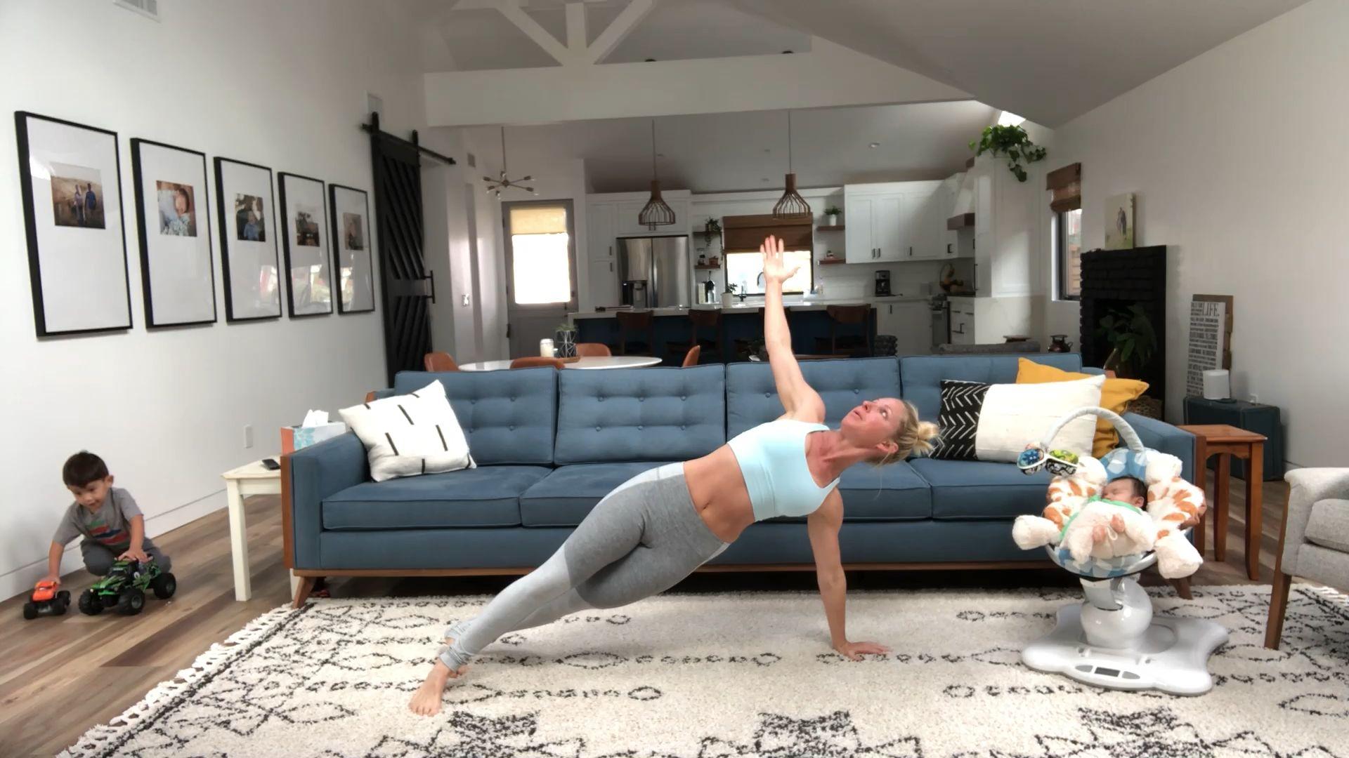 Home Workout #pilatesworkoutvideos