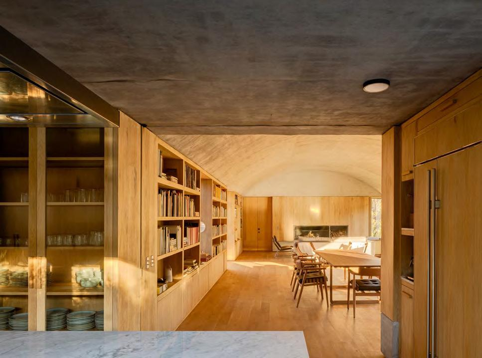 Under Wins Wallpaper Design Award For Best New Restaurant In 2020 House Architect Sustainable Home
