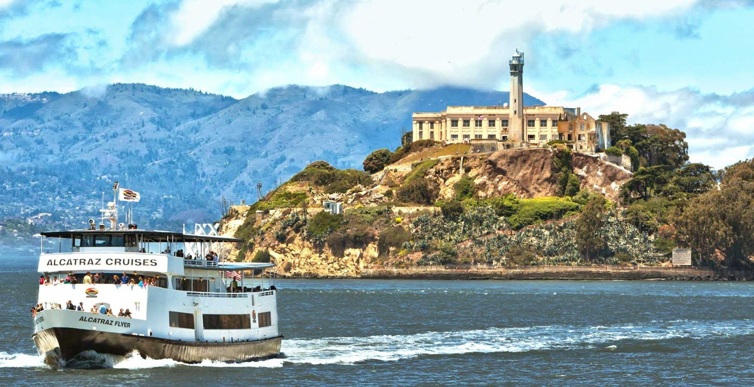 Official Concessioner Of Alcatraz Island Book Tickets Alcatraz