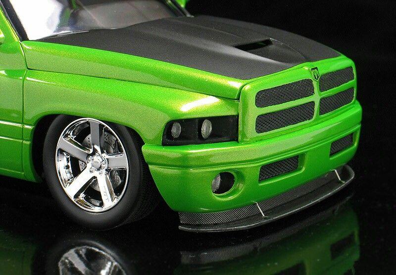 "'95 Dodge Ram VTS Model AAR Style Hood, 20"" SRT8 Wheels"