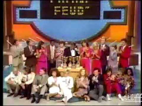 FAMILY FEUD WITH RICHARD DAWSON/GENERAL HOSPITAL VS ALL MY