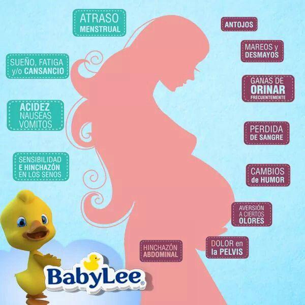 Sintomas De Que Estas Embarazada