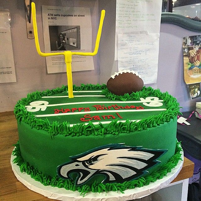 The Cake Is Up And Its Good