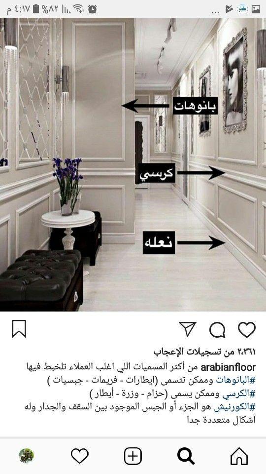 Pin By Hala Abed On ديكورات منزلية Home Room Design Home Goods Decor Home Design Decor