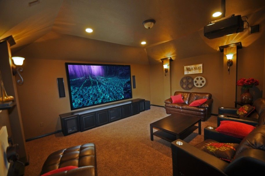 interior classic home theater room interior decorating ideas