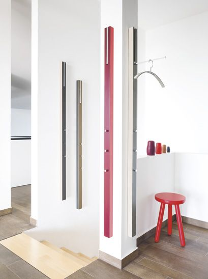 sch nbuch wandgarderobe line special edition colour block design apartment 8 schoenbuch coat. Black Bedroom Furniture Sets. Home Design Ideas