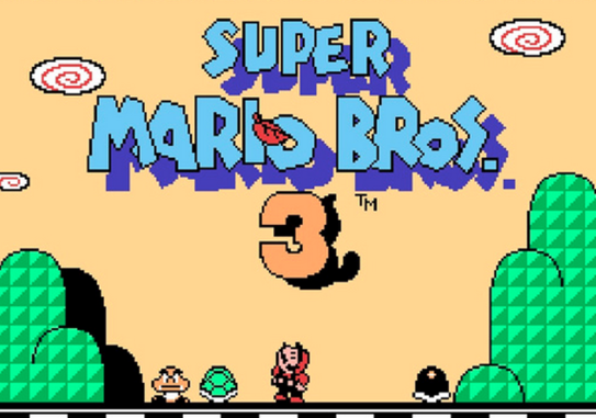 10 Awesome Websites To Waste Your Time On Mario Bros Super