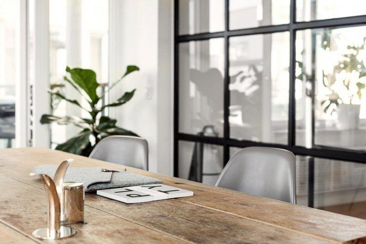 ventanas al salón terraza pisos separación habitaciones piso sueco