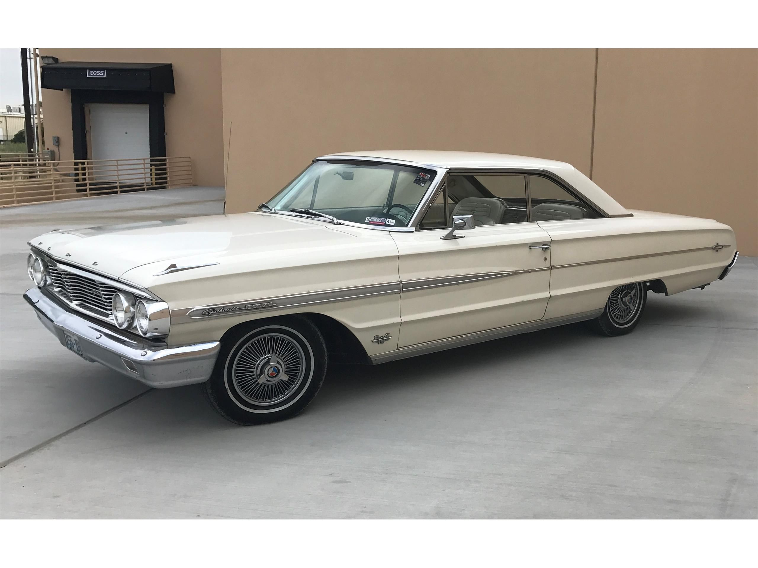 1964 Ford Galaxie 500 Xl For Sale Listing Id Cc 1097534 Classiccars Com Driveyourdream Ford Ford Galaxie Ford Galaxie 500 1964 Ford